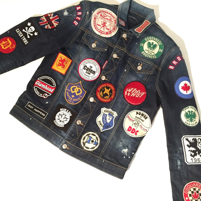 DSquared2 badge jacket.jpeg